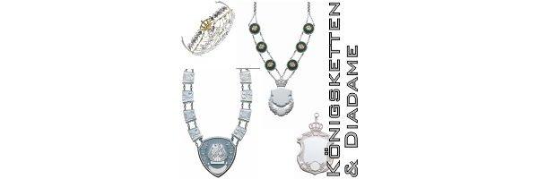 Königsketten & Diademe