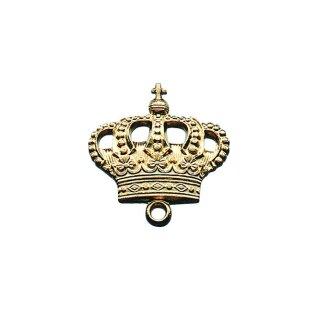 Aufhänger Krone 10275, mit Scharniernadel