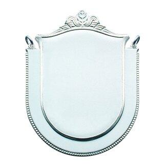 Schild 33888, mit 2 Ösen und 2 Ringen