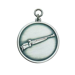 Medaille 58029, mit Öse und Ring