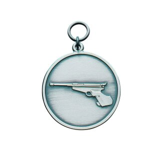 Medaille 52063, mit Öse und Ring
