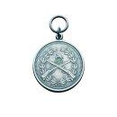 Medaille 24982, mit Öse und Ring