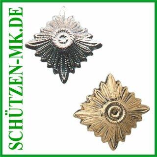 Abzeichen 900151, Stern mittel 21 mm, mit Splint