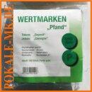 Wertmarken-Chips PFAND, 100er-Beutel
