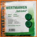 Wertmarken-Chips GETRÄNKE, 100er-Beutel