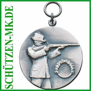 Medaille 11168, mit Öse und Ring, Ø 28 mm
