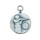 Medaille 22403, mit Öse und Ring, Ø 33 mm