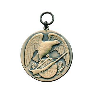 Medaille 10583, mit Öse und Ring, Ø 33 mm