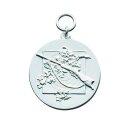 Medaille 12548, mit Öse und Ring, Ø 28 mm