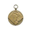 Medaille 14263, mit Öse und Ring, Ø 33 mm