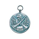 Medaille 62388, mit Öse und Ring, Ø 28 mm