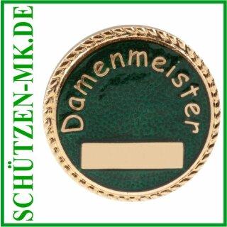 Abzeichen 83885, Auflage Damenmeister