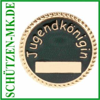 Abzeichen 84141, Auflage Jugendkönigin