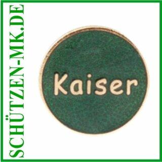 Abzeichen 81365, Auflage Kaiser