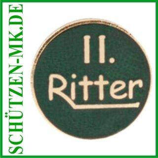 Abzeichen 84529, Auflage 2. Ritter