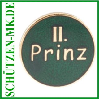 Abzeichen 84538, Auflage 2. Prinz