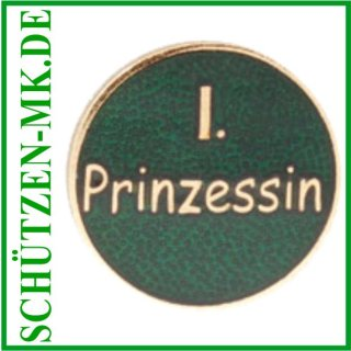 Abzeichen 84540, Auflage 1. Prinzessin