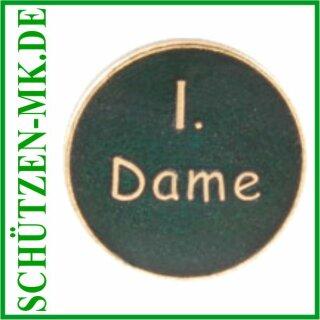 Abzeichen 84543, Auflage 1. Dame