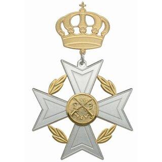 Königsorden A22.1,  incl. Krone
