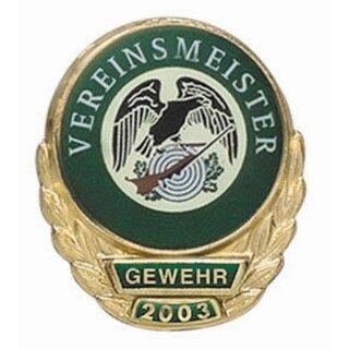 Vereinsmeisterabzeichen A 48.8